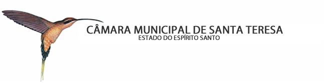 CÂMARA MUNICIPAL DE SANTA TERESA - ES